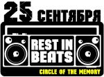 REST IN BEATS. Circle of the memory