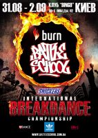 Burn Battle School 2012