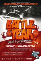 Battle of the Year Benelux 2012