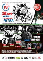 Breakin' Tour 2013 - Vol. 1 & BRKN International 3rd Round