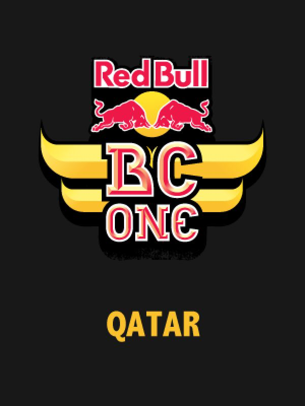 Red Bull BC One 2013 - Qatar Cypher poster
