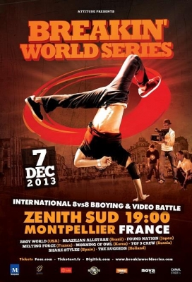 Breakin´ World Series