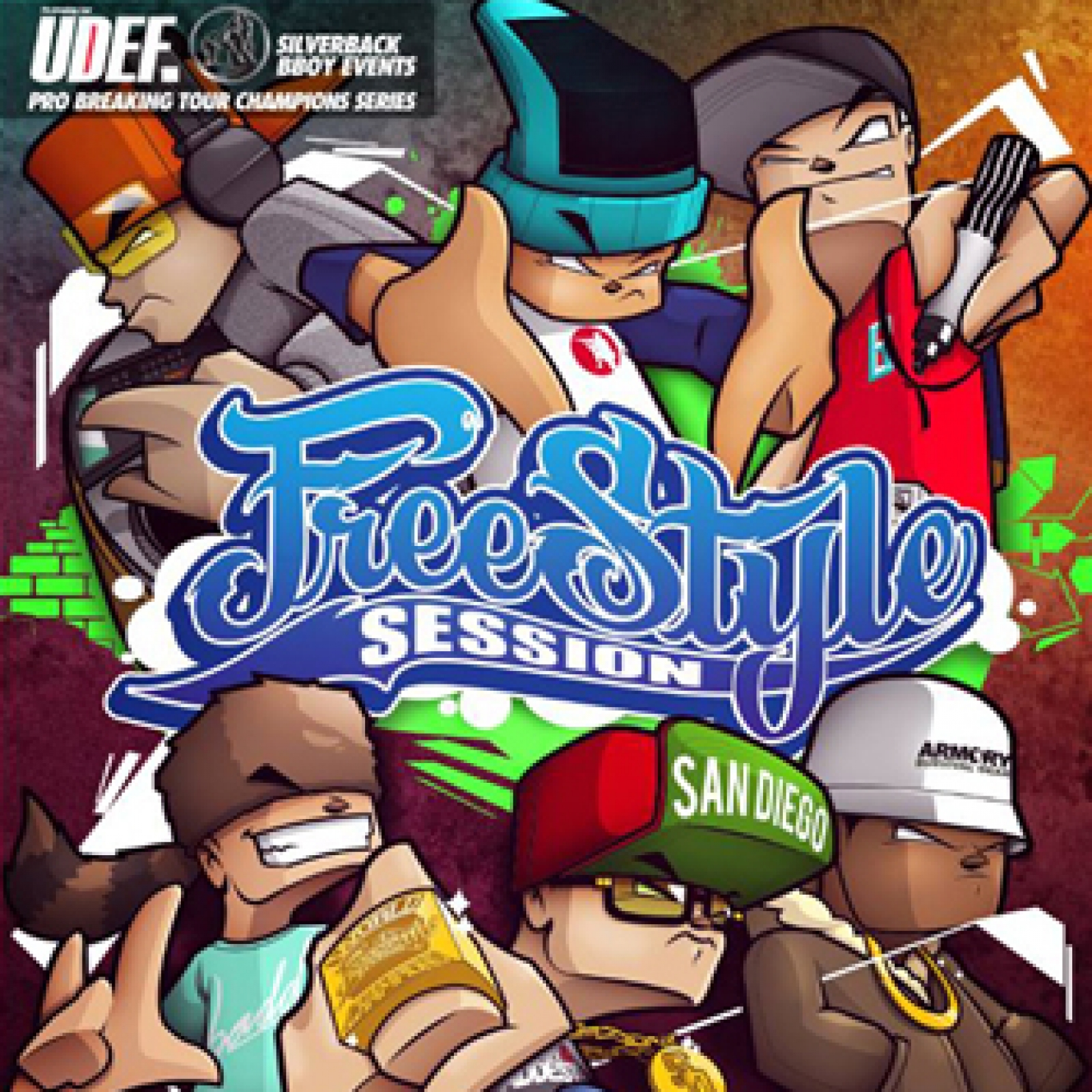 Freestyle Session World Finals 2014 poster