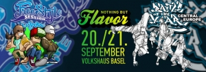 NothingButFlavor Festival / BOTY Central Europe / FreeStyle Session Europe