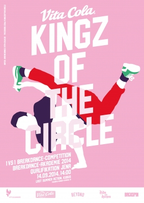 VITA COLA Kingz Of The Circle 2014 - Jena Qualifier