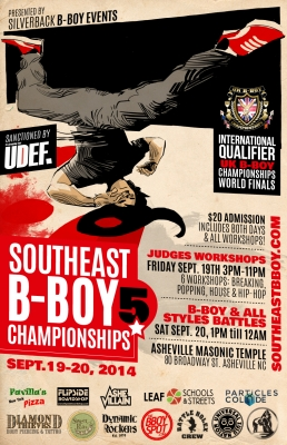 South East B-Boy Championships 5