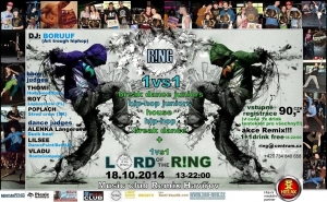 R!NG 4 + LORD of the R!NG 2014 (Big Final)