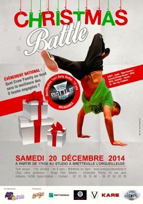 Christmas Battle & Qualification Baby Chelles Battle PRO