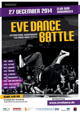 Eve Dance Battle 2014