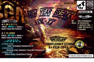 New Year Breaks 2015