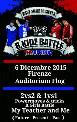 The Official B.Kidz Battle - 8th Edition