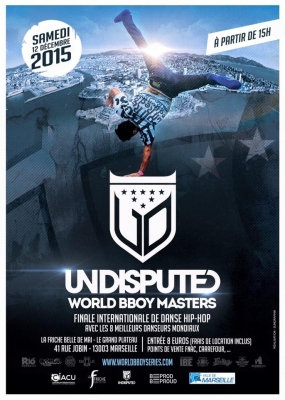 UNDISPUTED World B-Boy Masters