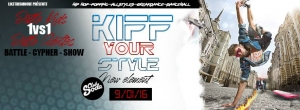 Battle Kiff Your Style 2016