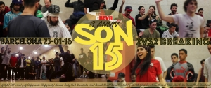 SON 15 Battle 2vs2 & La Cueva 3rd Anniv