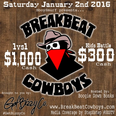 Breakbeat Cowboys