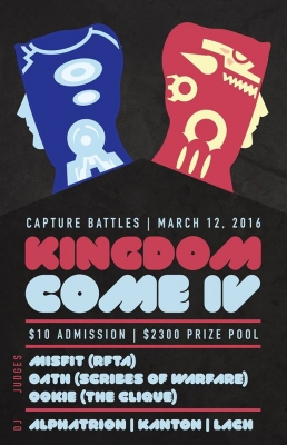 KINGDOM COME IV
