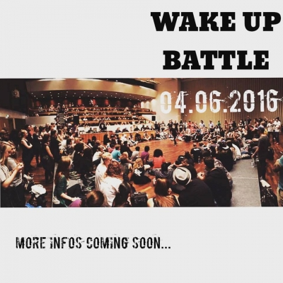 WAKE UP BATTLE 2016