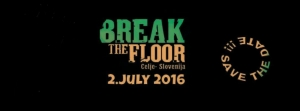 BREAK THE FLOOR Slovenia