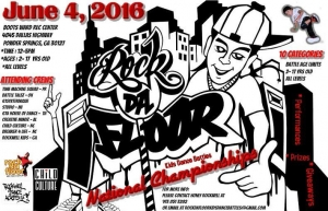 Rock da Floor Kids Dance Battles National Championships