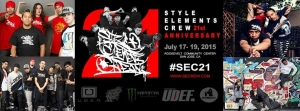 Style Elements 21st Anniversary Jam