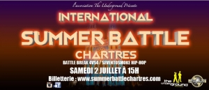 International Summer Battle Chartres #5