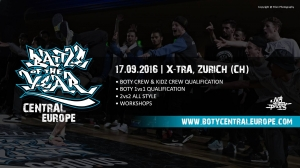 BOTY Central Europe 2016