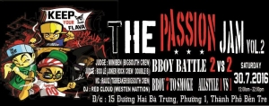 The Passion JAM 2