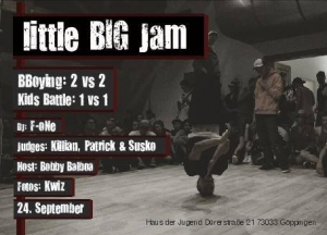 Little BIG Jam vol. 3
