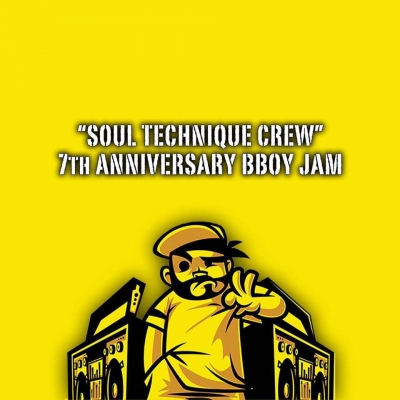 Soul Techniquex 7th Anniversary Bboy Jam 2016