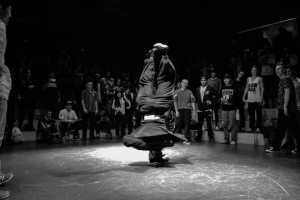 DPC JAM 2016 / INTERNATIONAL BREAKDANCE BATTLE