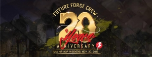 Future Force Crew 20th Annivesary