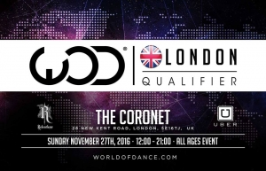 World of Dance UK Qualifier 2016