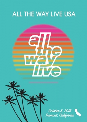 All The Way Live USA | Urban Dance Festival 10.08.2016
