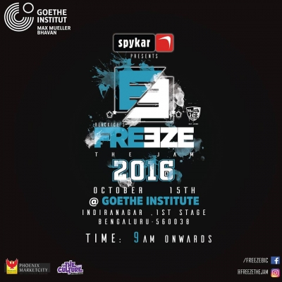 Freeze 2016 (Day 1 & 3)