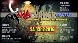 X-MAS CYPHER BATTLE 2016