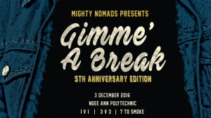 Gimme' A Break 5th Anniversary Edition