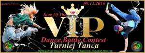 King of the VIP Turniej Tańca