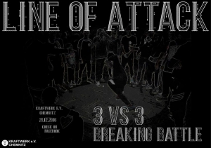 Line of Attack - 3 vs 3 Breaking Jam