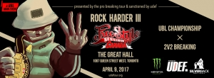 Rock Harder III: Freestyle Session Canada