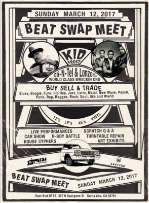 Beat Swap Meet 2017