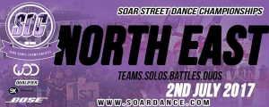SDC North East Street Dance Championships 2017