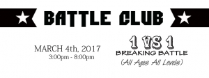 Battle Club 2017