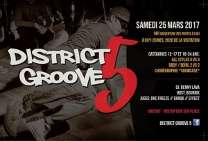 District Groove 5