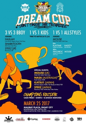 Dream Cup 2017