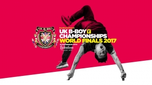 UK B-Boy Championships - World Finals 2017