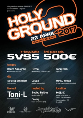 Holy Ground 2017
