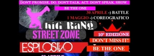 Big Bang Street Zone 10