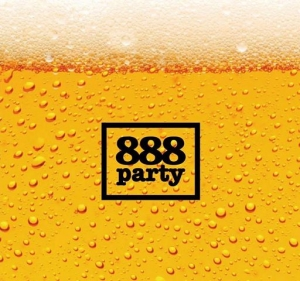 888 party  x