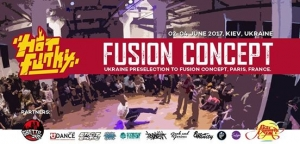 Hot Funky Fusion Concept 2017
