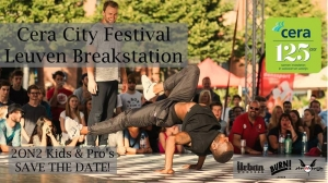 Cera City Festival - Leuven Breakstation 2017